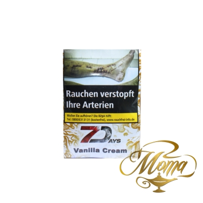 7 Days - Vanilla Cream 20g.jpg